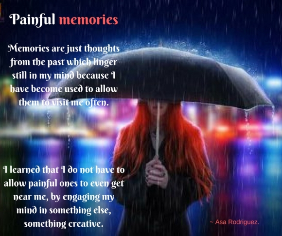 Painful memories