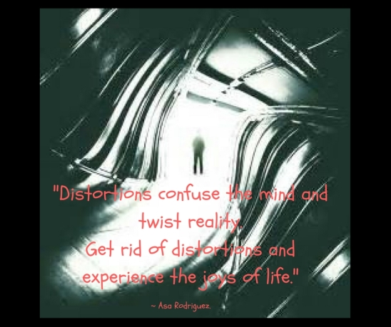 Distortions are what confuse