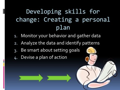 Developing+skills+for+change +Creating+a+personal+plan