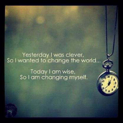 change-yourself-first