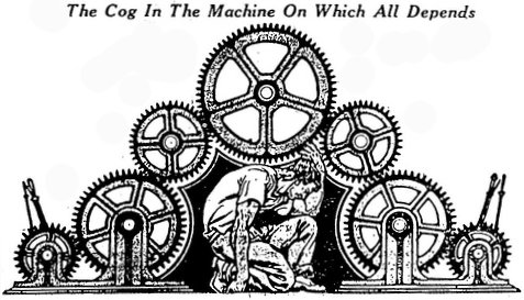 cog in the machine