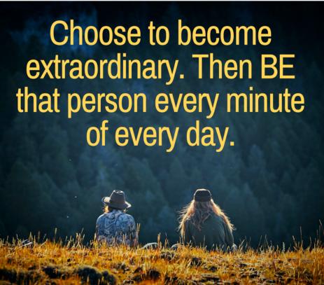 Be-extraordinary.